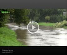 Большая вода в Резекне