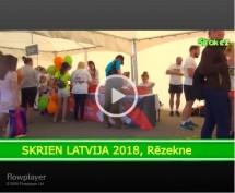 Skrien Latvija 2018