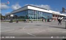 Открытие Олимпийского центра